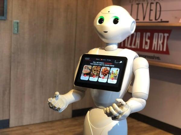 人型機器人
