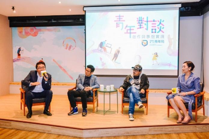 缺乏營運管理知識  專業講座講師分享   青年對談   方文山、陳子鴻