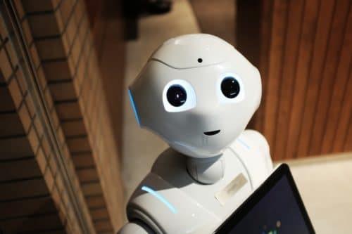 服務型機器人是未來大量勞力需求的趨勢